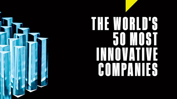 Hier sind sie! FastCos 50 innovativste Unternehmen der Welt
