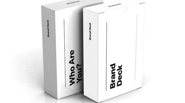 Brand-Deck-Kartenspiel hilft Startups ihre Markenidentität zu definieren