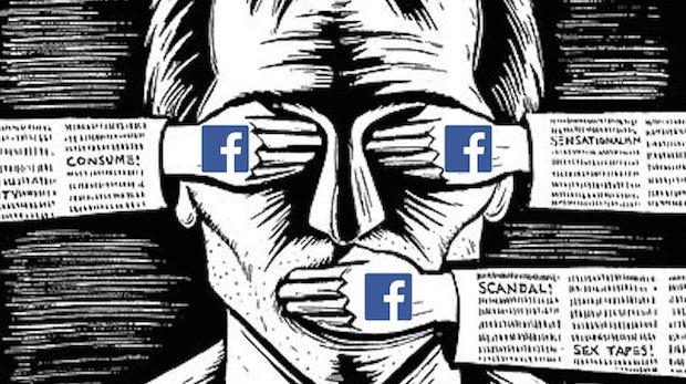 Zensur auf Facebook: Meinungsfreiheit hört da auf, wo das Geschäft bedroht wird