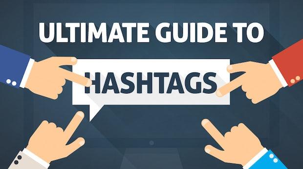 Hashtags richtig einsetzen: So geht's