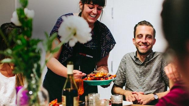 Kitchensurfing: Zu Besuch beim Airbnb für Köche