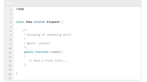 Laravel 5: Das sind die neuen Features des PHP-Frameworks für Designer