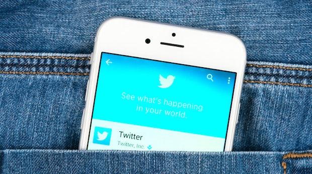 Ist das blaue Häkchen bei Twitter bald käuflich?