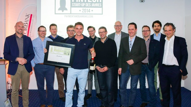 Fintech-Startup des Jahres: Preisverleihung an Kreditech und Cashcloud