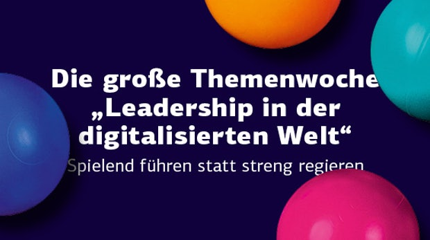 """""""Die neuen Chefs"""" – Die große t3n-Themenwoche Leadership"""