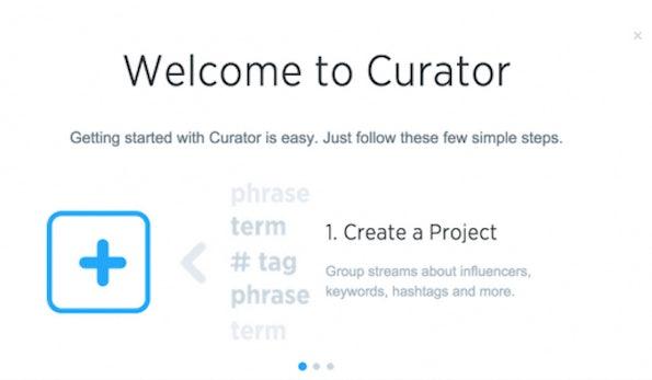 """Storify-Klon """"Curator"""": Twitter-Manager für Medienmacher vorgestellt"""