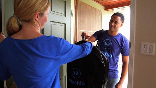 Die Hölle, das sind die Waschsalons: US-Startup Washio im t3n-Test