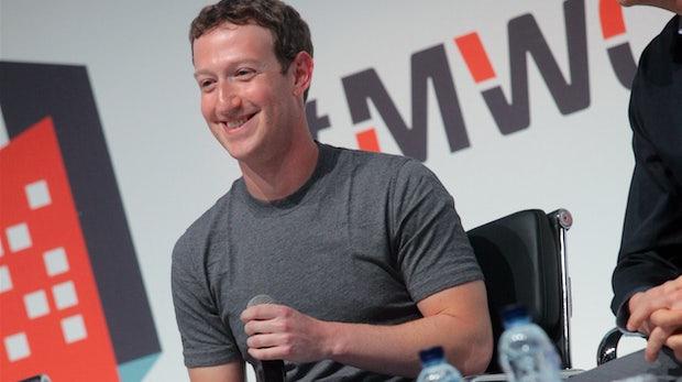 Butler statt Bücher: Das ist Mark Zuckerbergs Neujahrsvorsatz für 2016