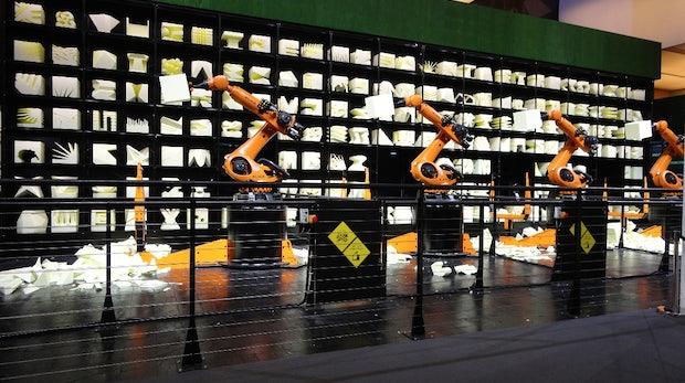 Tote Hose in Deutschland: Industrie 4.0 kaum bekannt
