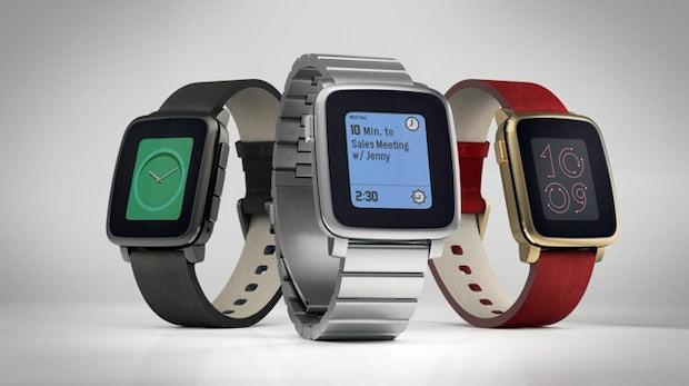 Kickstarter-Rekord: Pebble Time sammelt über 20 Millionen US-Dollar ein