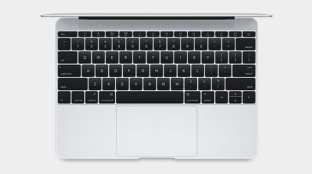 MacBook: Der wahre Hingucker der Apple Keynote