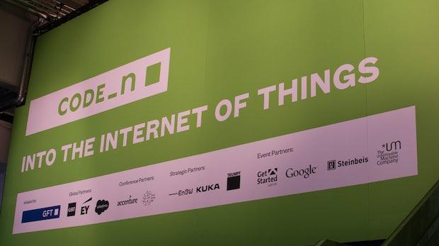 CODE_n 2015: Roboter und Smart Home – unsere Highlights im Video