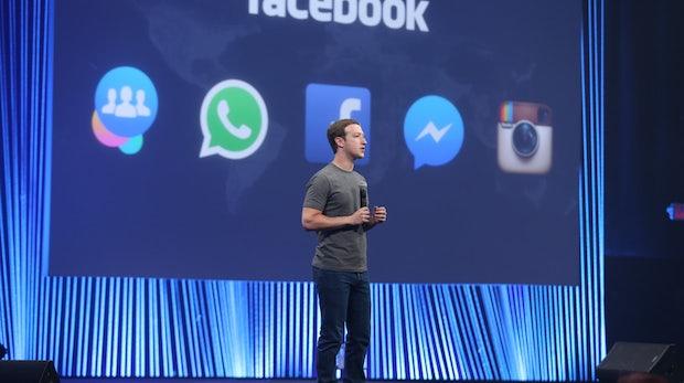 Facebook, das blaue Wunder: Mark Zuckerberg läutet das Ende seines Social Networks ein