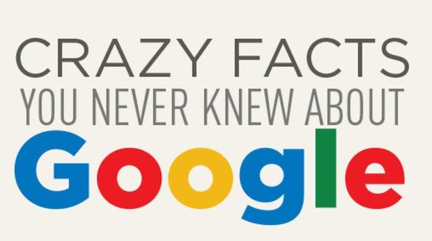 26 verrückte Fakten über Google: Die schräge Seite des Suchgiganten