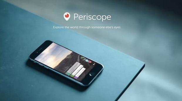 Periscope: Livestreams werden ab sofort nativ in Twitter abgespielt