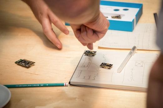 Zum Anbeißen: Schoko-Sensoren und andere Startup-Ideen für das Internet of Things