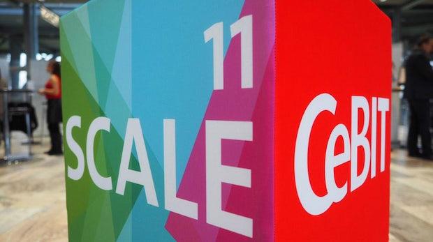 Scale11: So bringt die CeBIT Startups und Investoren zusammen
