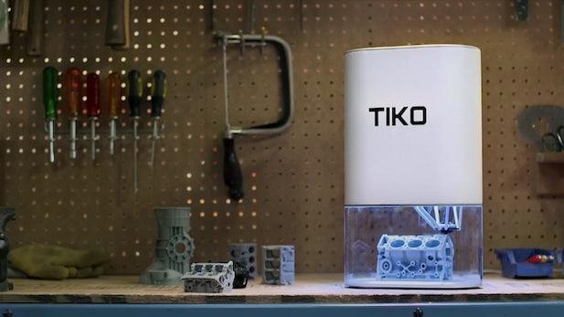 3D-Drucker für unter 170 Euro: Das steckt hinter dem Kickstarter-Hit Tiko