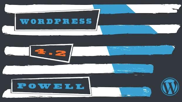 """WordPress 4.2 """"Powell"""" ist da: Das bringt die neue Version"""