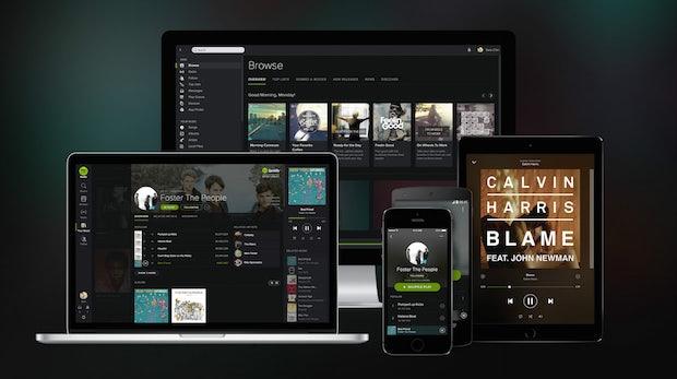 Das neue Spotify: Jetzt mit Podcasts, Videos und Jogging-Features