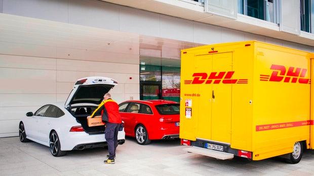 Amazon will euren Kofferraum beliefern: Das steckt hinter dem Pilotprojekt mit Audi und DHL
