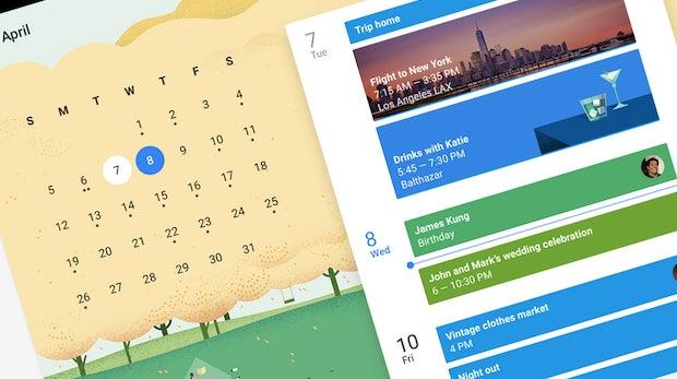 Genervt vom Android-Kalender? Die 10 besten Apps für Termine