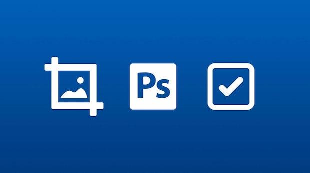 Bilder richtig für's Web speichern mit Photoshop? So geht's!