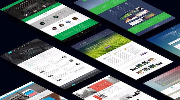 Baukasten für responsive WordPress-Themes: Das kann Cloudpress