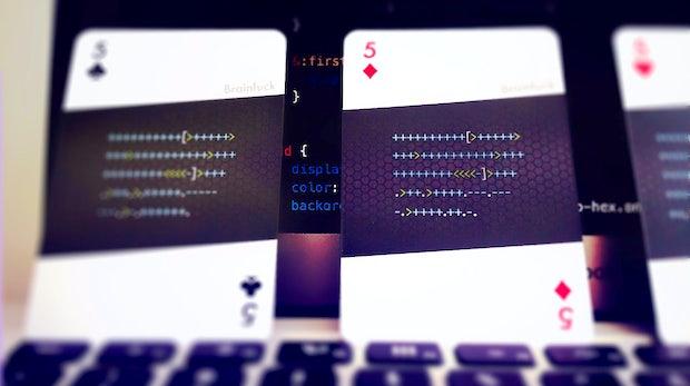 Code.deck: Ein richtig schickes Kartenspiel für Entwickler