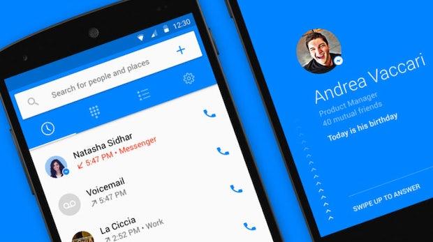 """Telefon-App """"Hello"""": Jetzt weiß Facebook, wer euch anruft"""