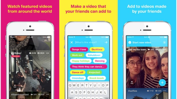 Riff: Jetzt hat auch Facebook eine Social-Video-App