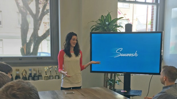 Von PowerPoint bis Keynote: Mit dieser App kontrolliert ihr eure Präsi durch Gesten