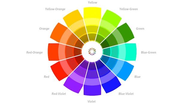 Guide für Designer: Diese Wirkungen haben Farben auf das menschliche Gehirn