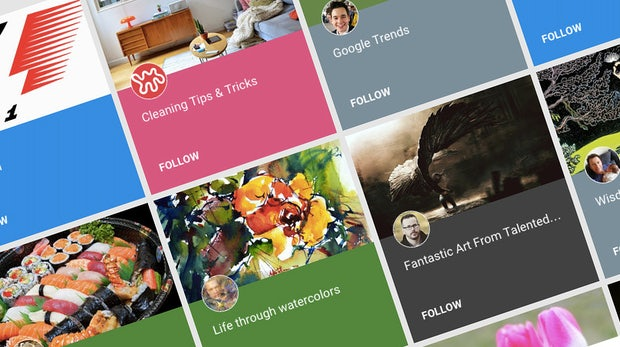 Collections: Wird Google+ zum Pinterest-Konkurrenten?