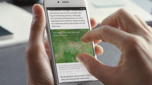 """Jetzt basteln Google und Twitter eine Open-Source-Version von Facebooks """"Instant Articles"""""""