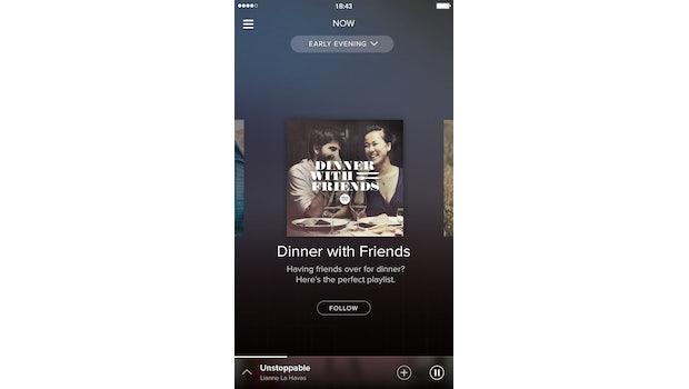 Spotify soll in Zukunft den Musikgeschmack der Nutzer noch besser kennen. (Quelle: Spotify)