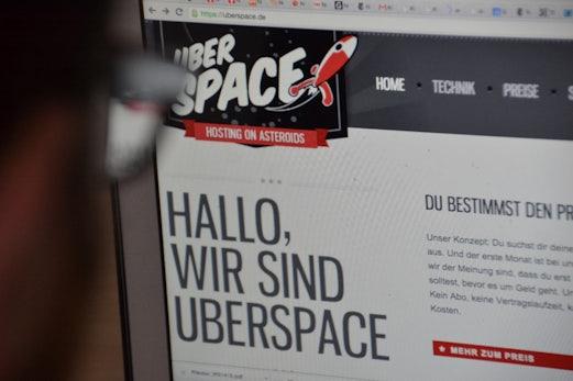 """""""Der BWL den Mittelfinger zeigen"""": Zu Besuch bei Hoster Uberspace"""