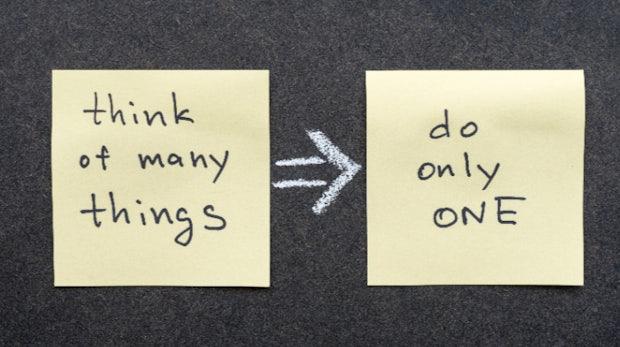 Produktivität am Arbeitsplatz: Warum das Prinzip Zeitmanagement nutzlos ist