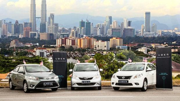Das Ende des Taxikriegs? UberX startet in Deutschland