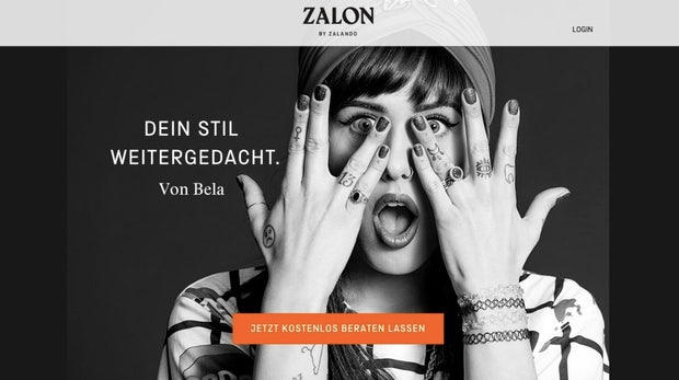 Konkurrenz für Outfittery: Zalando startet Curated-Shopping-Dienst Zalon