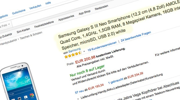 Amazon straft Artikelbezeichnungen mit mehr als 200 Zeichen ab: Was Händler jetzt tun müssen [Update]