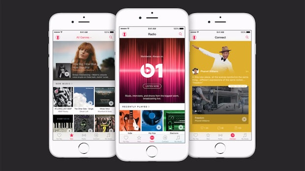 Apple Music: Android-Version geht in die Beta-Phase [Update]