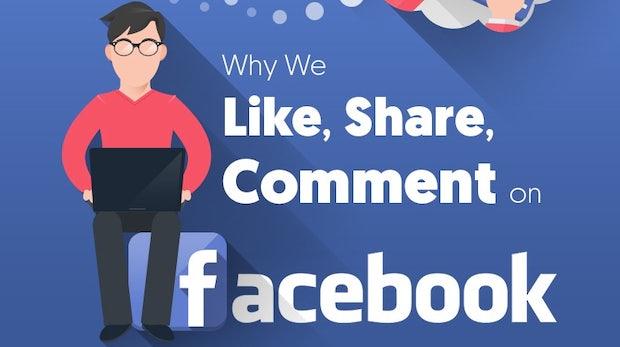 Facebook-Science: Warum liken, teilen und kommentieren wir eigentlich?