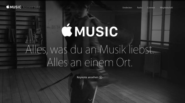 Warum Apple Music erfolgreich werden wird, obwohl es ein minderwertiges Produkt ist