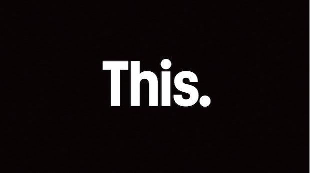 This.cm: Wie ein persönliches Plattenregal – nur für großartige Texte