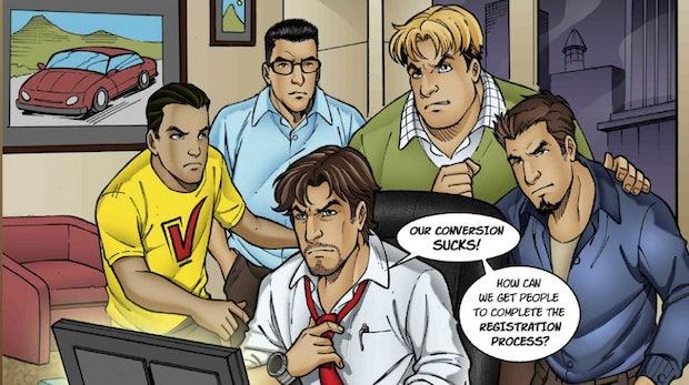 UX Hero: Geniales Comic erzählt vom Leben eines Webdesigners