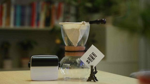 Mini-Drucker für die Handtasche druckt dir unterwegs deine Notizen und E-Mails aus