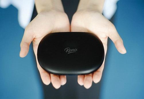 Erster echter Android-PC für 20 Dollar: Der Remix Mini sorgt bei Kickstarter für Furore