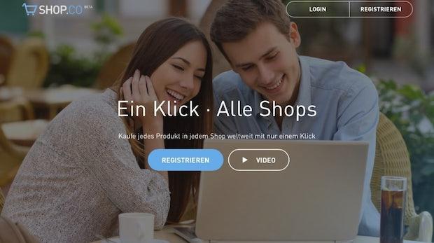 Jeder Checkout, jede Registrierung überflüssig: Shopco lässt dich mit einem Klick in jedem Shop einkaufen