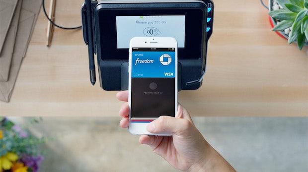 Frontalangriff auf PayPal: Mit Apple Pay bald auch im Web zahlen